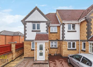Thumbnail 3 bedroom end terrace house for sale in Priory Mews, Hornchurch