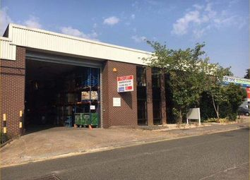 Thumbnail Light industrial to let in Unit Hubert Road Industrial Estate, Hubert Road, Brentwood, Essex