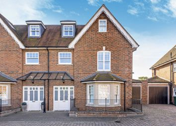 Thumbnail 5 bed property to rent in Stokes Mews, Teddington
