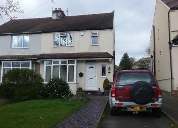 Thumbnail 3 bed property for sale in Aldersley Road, Tettenhall, Wolverhampton