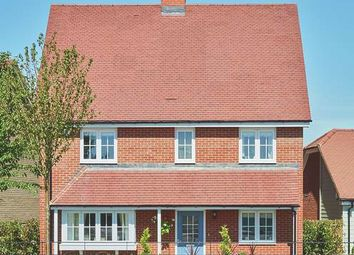 Thumbnail 4 bed detached house for sale in Fornham Place At Marham Park, Off Tut Hill, Bury St Edmunds