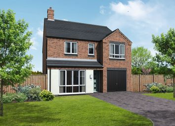Thumbnail 4 bed detached house for sale in Plot 9 Repton, Coton Road, Rosliston, Swadlincote