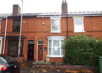 Thumbnail 2 bed terraced house for sale in Fellows Street, Blakenhall, Wolverhampton