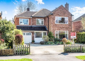 Thumbnail 4 bed detached house for sale in Ashfield Road, Kenilworth