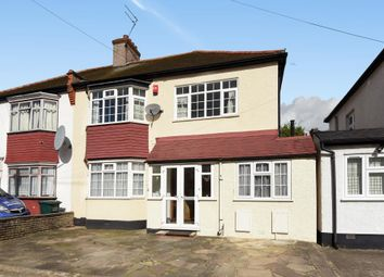 Thumbnail 5 bedroom semi-detached house for sale in Oakleigh Crescent, Whetstone N20,