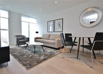 Thumbnail 2 bed flat to rent in Pinnacle Apartments, 11 Saffron Central Square, Croydon