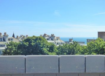 Thumbnail 3 bed flat for sale in Trinity Crescent, Folkestone
