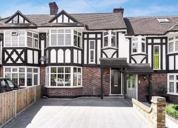 Thumbnail 3 bed terraced house for sale in Wolsey Crescent, Morden