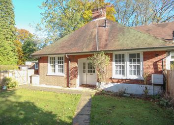Thumbnail 2 bed semi-detached bungalow to rent in Victoria Hill Road, Fleet