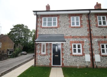 Thumbnail 3 bed end terrace house for sale in Dorchester Road, Stratton, Dorchester