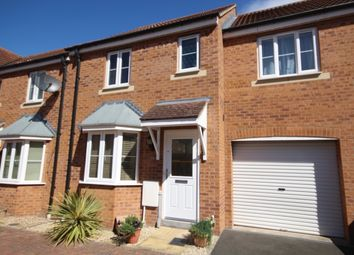 Thumbnail 2 bed terraced house to rent in Riverside Close, Bridgwater