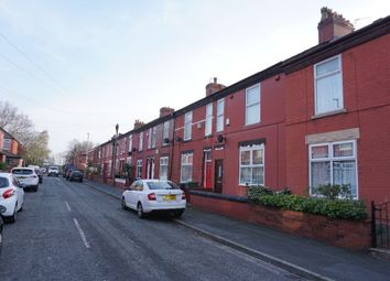 Thumbnail Terraced house for sale in Leybourne Avenue, Levenshulme