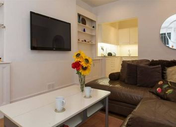 Thumbnail 1 bed flat to rent in Sinclaire Road, London