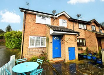 2 bed terraced house for sale in Bloomsbury Way, Blackwater, Camberley, Hampshire GU17