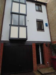 Thumbnail 4 bed town house to rent in Heron Island, Caversham, Reading