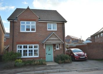 Thumbnail 4 bed detached house for sale in Woodland Drive, Exeter, Devon