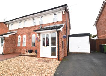 Thumbnail 3 bed semi-detached house for sale in Grosvenor Close, Droitwich, Worcestershire