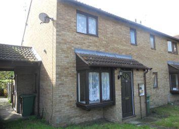 Thumbnail 1 bedroom terraced house to rent in Senwick Drive, Wellingborough