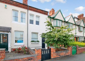 Thumbnail 2 bed terraced house for sale in Knighton Road, Knighton, Leicester