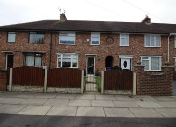 Thumbnail 3 bed town house for sale in Morningside Road, Liverpool, Merseyside