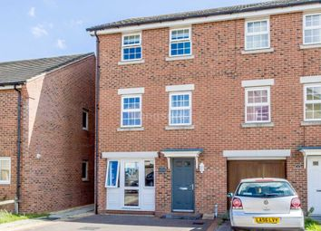 Thumbnail 3 bed town house for sale in Highfield Avenue, Swaffham