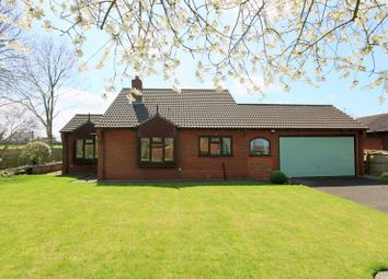 Thumbnail 3 bed bungalow for sale in Vernon Drive, Buerton, Crewe