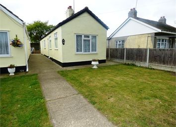 Thumbnail 1 bed detached bungalow for sale in Woodcutters Avenue, Leigh-On-Sea, Leigh On Sea