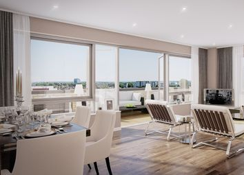 Thumbnail 3 bed flat for sale in Plot 32, West Park Terrace, Acton Gardens W3, London,