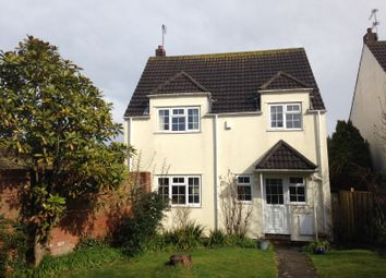 Thumbnail 3 bedroom detached house to rent in 1 Glebe Close, Otterton