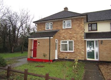 Thumbnail 3 bed end terrace house to rent in Ayling Close, Gosport, Hampshire