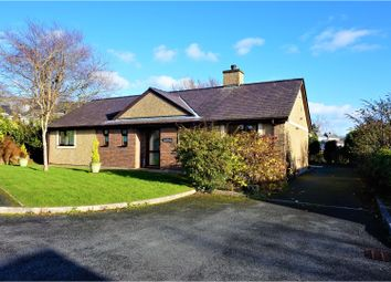 Thumbnail 2 bed bungalow for sale in Maes Llwyd, Criccieth