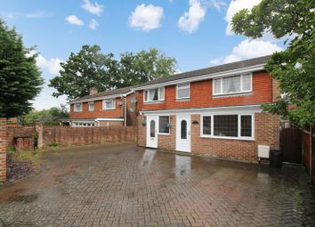 Thumbnail 4 bed detached house for sale in Harewood Close, Crawley