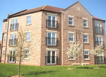 Thumbnail 1 bed flat to rent in Larch Road, Selby