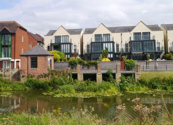 Thumbnail 4 bed town house for sale in Elliott Court, Tewkesbury, Gloucestershire