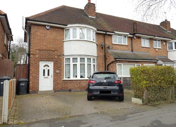 Thumbnail 3 bed semi-detached house for sale in Wicklow Drive, North Evington, Leicester