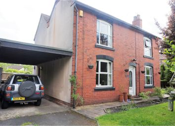 Thumbnail 3 bed detached house for sale in Park Road, Dawley Telford