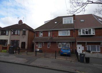 Thumbnail 1 bed flat to rent in Charlbury Crescent, Yardley, Birmingham