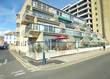 Thumbnail 1 bed flat to rent in The Leas, Folkestone