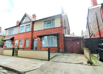 Thumbnail 5 bed semi-detached house for sale in Wembley Gardens, Orrell Park, Liverpool