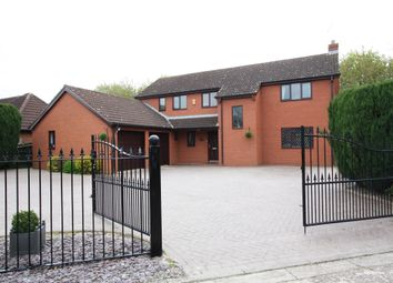 Thumbnail 4 bed detached house for sale in The Paddocks, Werrington