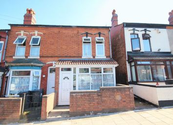 Thumbnail 3 bedroom terraced house for sale in Floyer Road, Small Heath, Birmingham