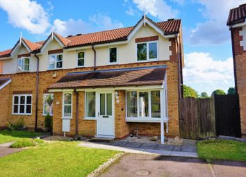 Thumbnail 2 bed semi-detached house for sale in Admiral Walk, Lincoln