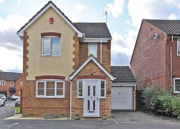 Thumbnail 3 bed detached house for sale in Cole Close, Andover