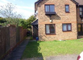 Thumbnail 1 bedroom terraced house to rent in Boxberry Gardens, Walnut Tree, Milton Keynes