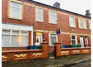 Thumbnail 2 bed terraced house for sale in Ethel Avenue, Manchester