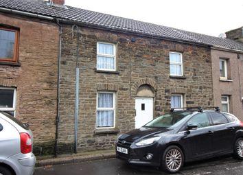 Thumbnail 2 bed terraced house for sale in Park Street, Treforest, Pontypridd