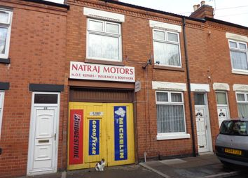 Thumbnail 4 bed terraced house for sale in Flax Road, Leicester