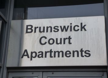 Thumbnail 1 bed flat to rent in Brunswick Court, Newcastle, Stoke-On-Trent