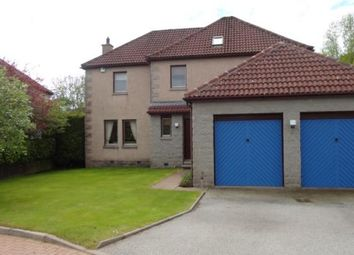 Thumbnail 4 bed detached house to rent in Corse Gardens, Kingswells, Aberdeen