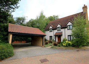 Thumbnail 4 bed detached house for sale in Kent Court, Harlington
